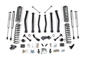BDS Suspension 4in Suspension Lift Kit - JK 2DR 2012+