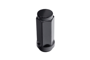 Rugged Ridge M14-1.5 Single Wheel Lug Nut - Black  - JT/JL