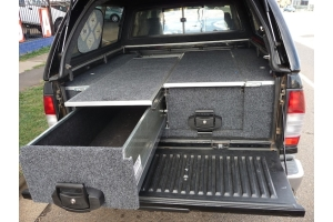 ARB Outback Solutions Roller Drawer  (Part Number: )