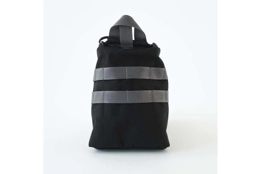 Last US Bag Co. Canteen Nutsack Bag - Black