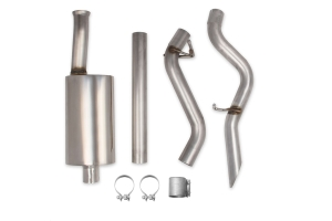 Hooker Blackheart Cat-Back Exhaust System - JL 3.6L
