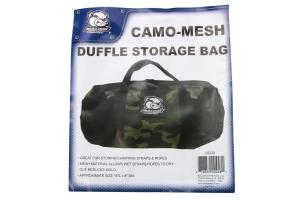 Bulldog Winch Duffle Storage Bag - Camo-Mesh