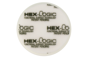 Chemical Guys White Hex-Logic 5.5in Medium Polishing Pad