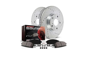 Power Stop Z23 Evolution Sport Front Brake Kit - JL