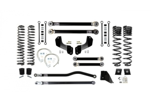 EVO Manufacturing 6.5in Enforcer Overland Lift Kit Stage 3 PLUS - JT
