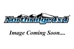 Rampage Combo California Brief/Safari Style Shade, Black Mesh - JL 4DR
