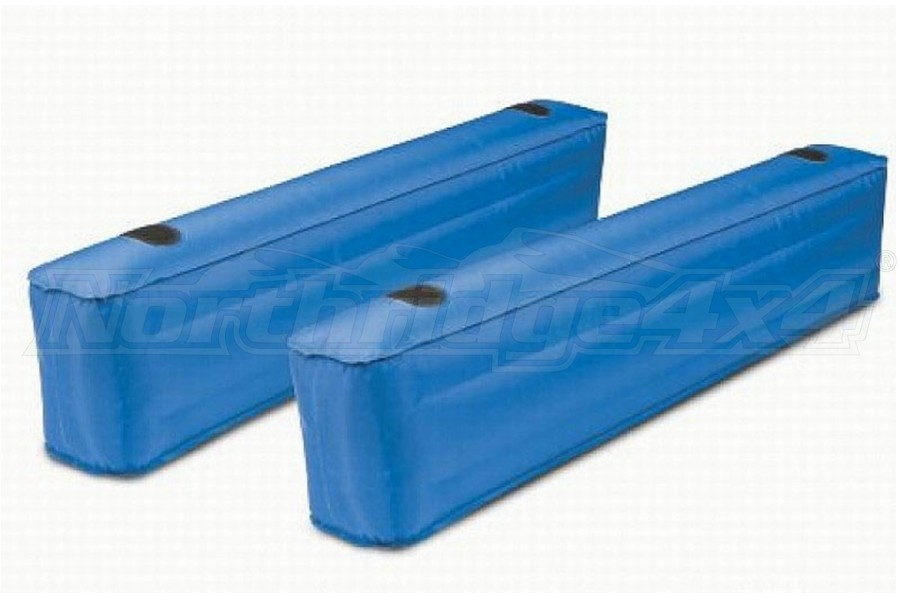 AirBedz Inflatable Wheel Well Inserts for PPI 105 Airbedz