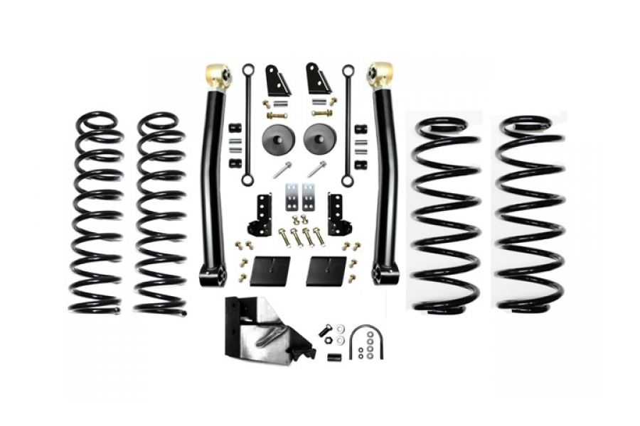 EVO Manufacturing 3.5in Enforcer Lift Kit w/Shock Extensions Stage 2 (Part Number:3013S2EXT)