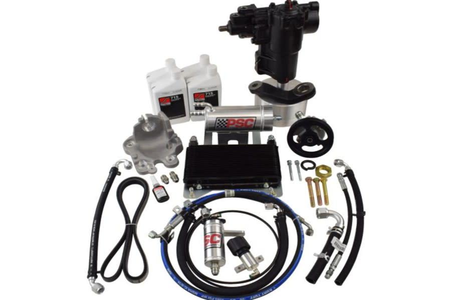 PSC Big Bore XD-JT Series Overlander Steering Kit - JT 2020 3.6L