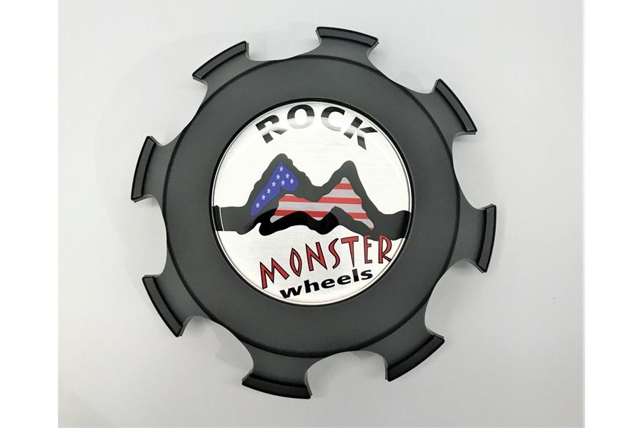 Hutchinson Center Cap - Black