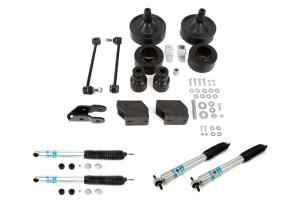 Teraflex Suspension 2.5in Budget Boost Lift Kit, w/Bilstein Shocks  - JK