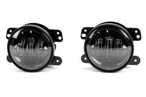 JW Speaker J-Series 6145 Fog Light Kit - JK