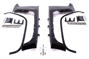 Smittybilt XRC Armor Fenders Front ( Part Number: 76880)