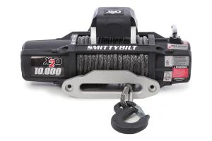 Smittybilt X2O 10k Winch Waterproof Gen2 and Fairlead