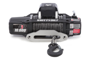 Smittybilt X2O 10k Winch Waterproof Gen2 and Fairlead ( Part Number: 98510)