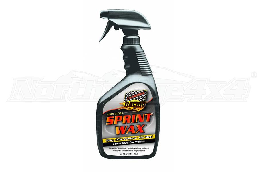 Champion High Gloss Sprint Wax 22oz
