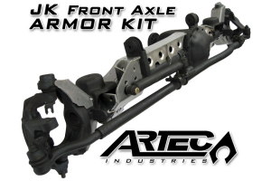 Artec Industries Front Axle Armor Kit ( Part Number: JK4410)
