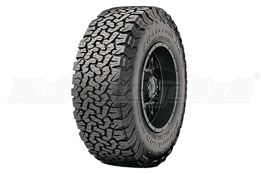 BFGoodrich All Terrain T/A KO2 35x12.50R17LT Tire (Part Number:66539)