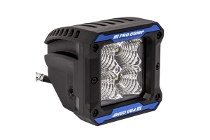 Pro Comp S4 Gen3 2x2 LED Flood Lights, Pair