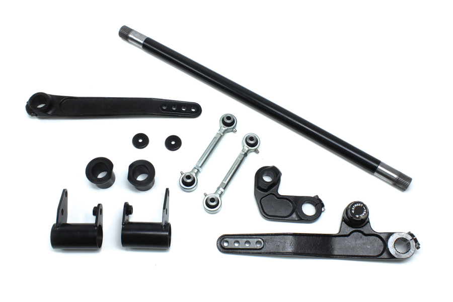 Teraflex Single Rate S/T Swaybar Kit 4-6in Lift Front (Part Number:1753715)