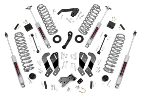 Rough Country 3.5in Suspension Lift Kit w/Premium N3 Shocks (Part Number: )