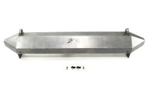 Poison Spyder BFH II Rear Bumper Bare w/Tabs (Part Number: )