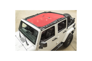 Rugged Ridge Eclipse Sun Shade Red (Part Number: )