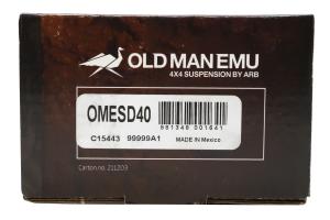ARB Old Man Emu Steering Stabilizer Kit - LJ/TJ/XJ/YJ/ZJ