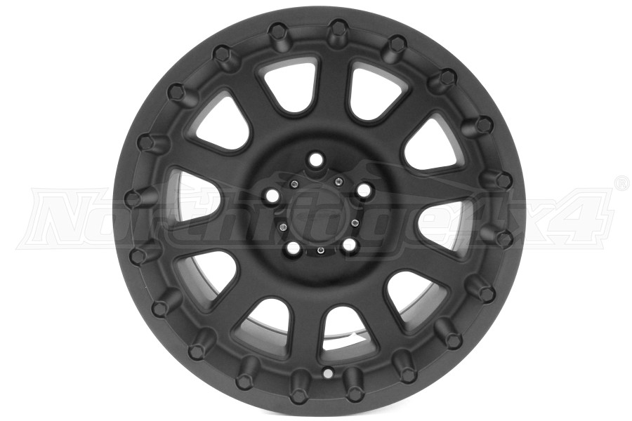 Pro Comp 7032 Series Wheel Flat Black 17x9 5x5 (Part Number:7032-7973)