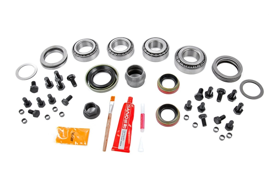 Rough Country Dana 44 Rear Gear Set Master Install Kit Non Rubicon (Part Number:54400031)