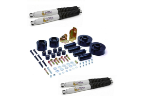 Daystar 3in Suspension Lift Kit w/Shocks  - TJ