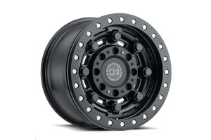 Black Rhino Garrison Beadlock Wheel 17x8.5 5x5 Matte Black (Part Number: )