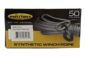 Smittybilt XRC 10,000lb Synthetic Rope