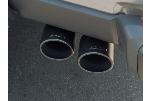 Borla Performance 2.75in Touring Cat-Back Exhaust System w/ Dual Black Tips - JT 3.6L