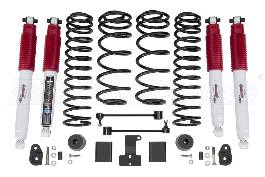 Rancho Performance 2in Suspension System  (Part Number:RS66122BR5)