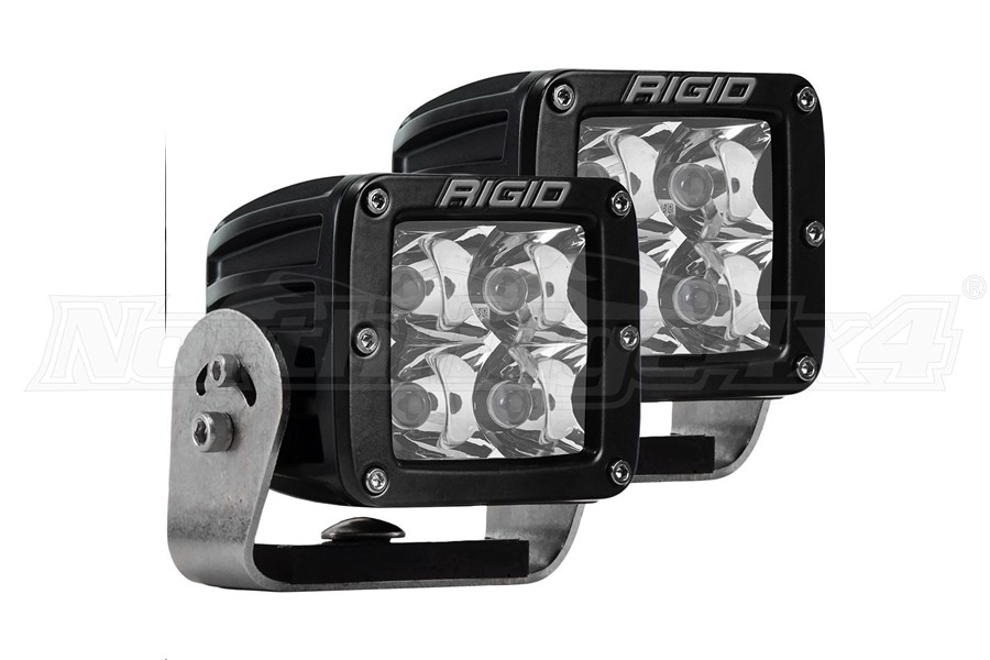 Rigid Industries D-Series Pro Spot HD Pair (Part Number:222213)