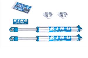 King Shocks 2.0 OEM Performance Series Rear Shocks 3-5in Lift (Part Number: )