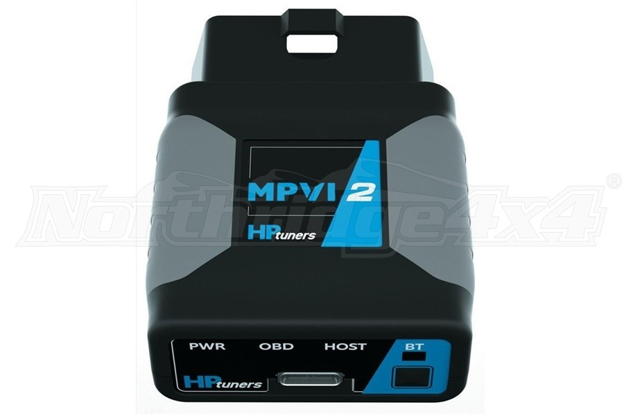 HP Tuners VCM Suite MPVI2 Standard Package, w/10 Universal Credits (Part Number:M02-000-10)