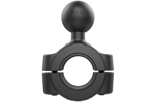 RAM Mounts Torque Medium Rail Base, 0.75 - 1in Diameter