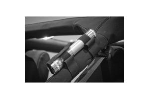 Rugged Ridge Sport Bar Flashlight Holder (Part Number: )