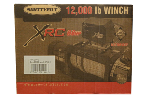 Smittybilt  XRC-12 Gen2 Waterproof Winch (Part Number: )