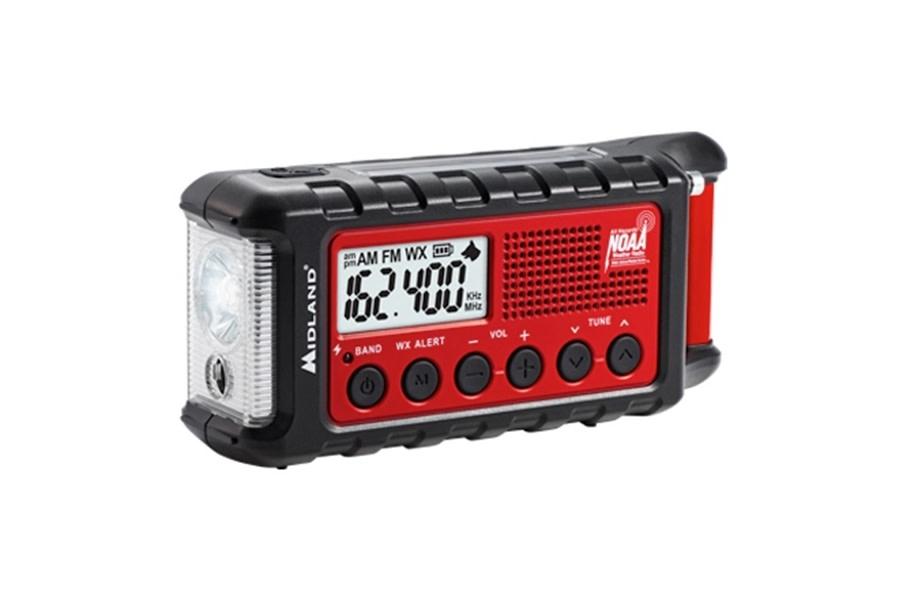 Midland E+Ready Emergency Crank Weather Radio
