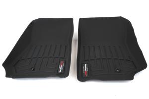 WeatherTech Front Floorliners Black ( Part Number: 441051)