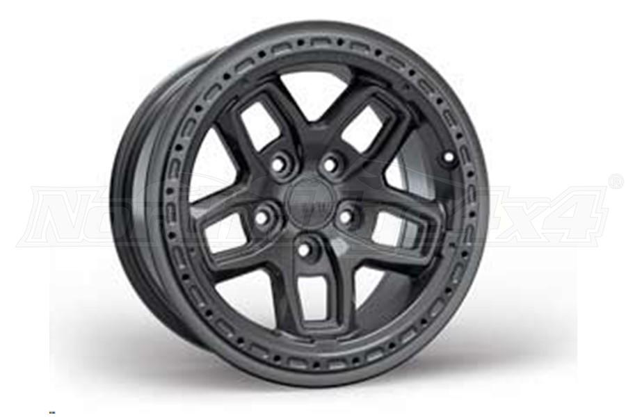 AEV Borah Onyx Beadlock Wheel, 17x8.5 5x5 - JT/JL
