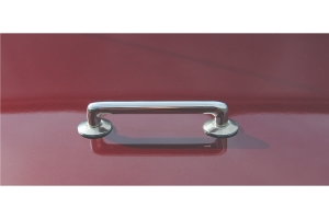 Kentrol Footman Loop - Polished Silver  - JK/TJ