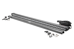 Rough Country 50in Chrome Series Single Row Light Bar (Part Number: )