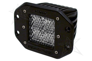 Rigid Industries Dually LED Light Flush Mount Diffused (Part Number: )