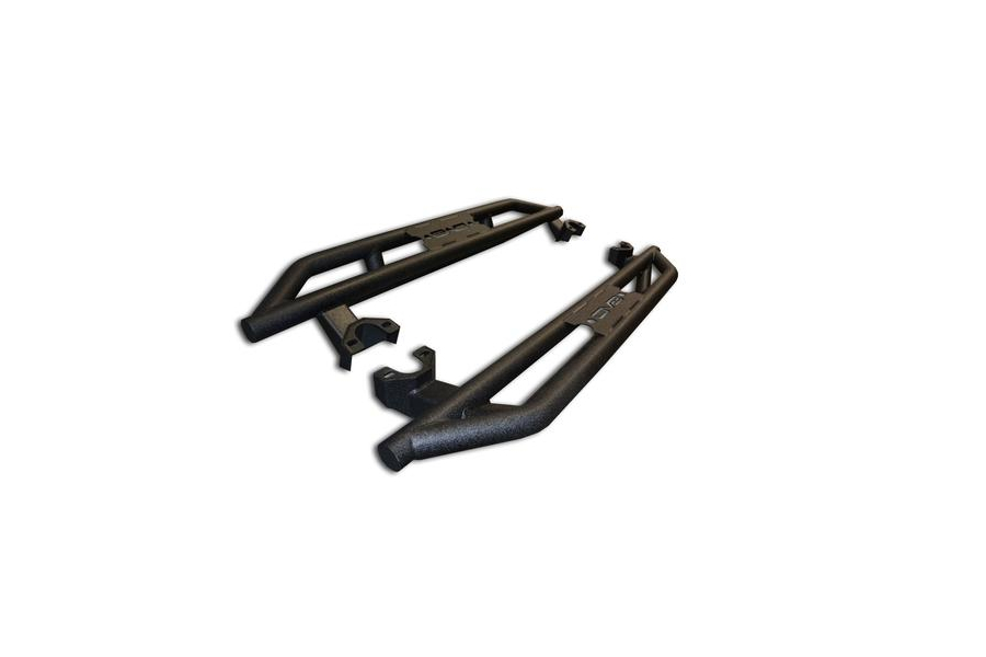 DV8 Offroad Steel Rock Guard/Sliders - JK 2dr