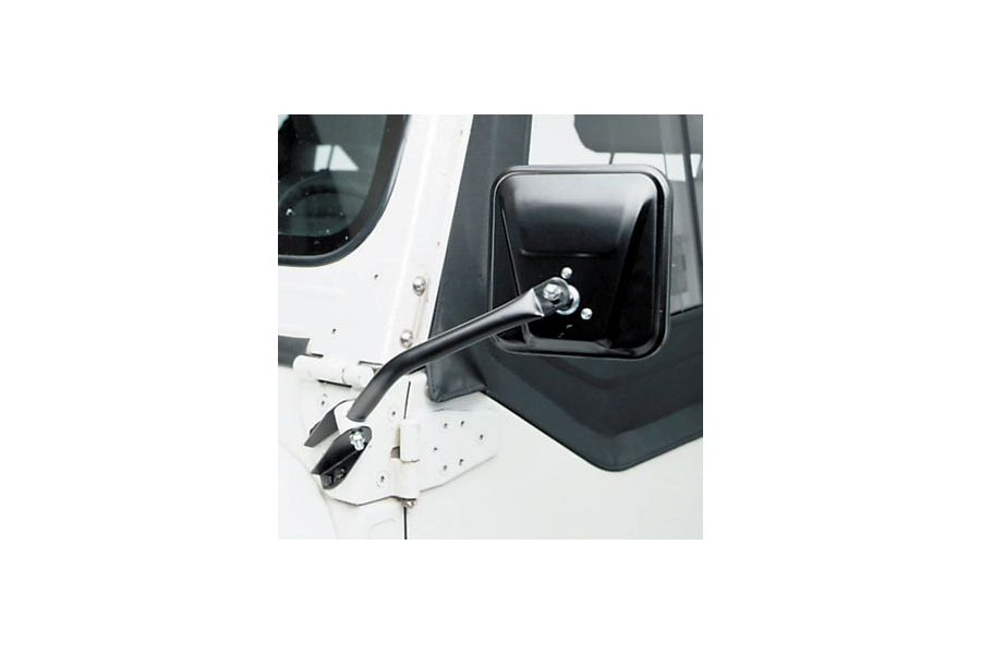 Smittybilt Side Mirrors (Part Number:7617)