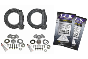 Yukon Ring and Pinion Gear Kit w/Lifetime Service Warranty - JK